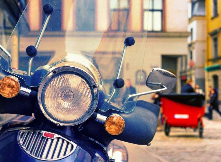The Ways to Beat the Wintertime Motorcycle Riding Blues