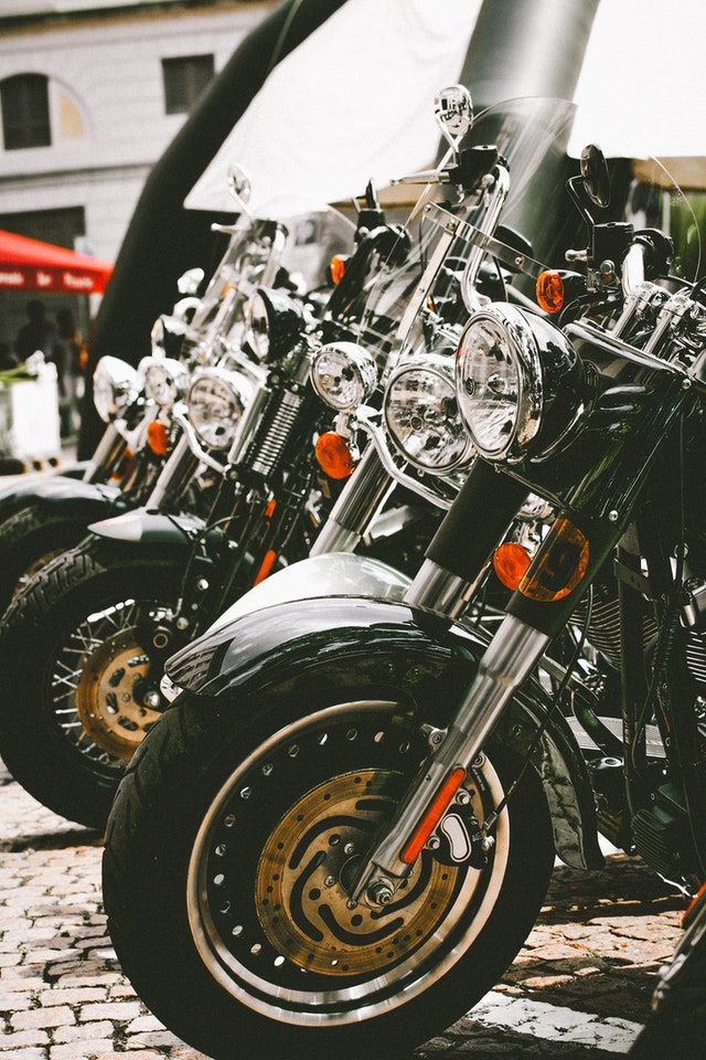 Types of Motorcycles Available